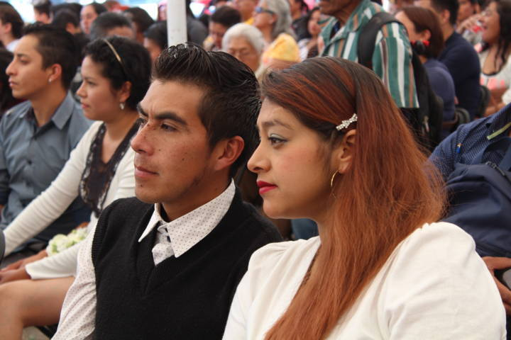 Esta campaña gratuita de matrimonio da certeza jurídica a las parejas: alcalde