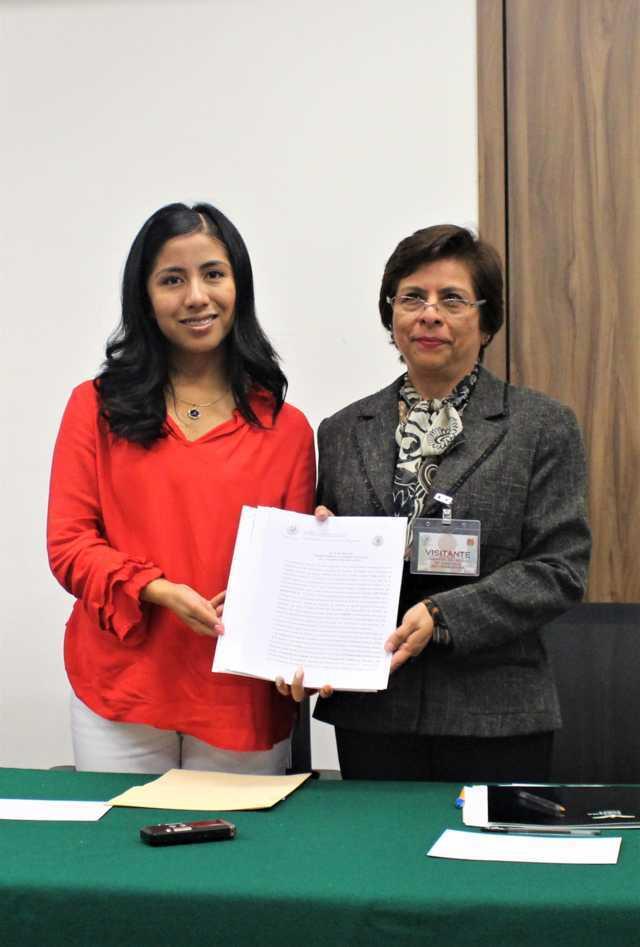 Recibe Congreso local decálogo Del Buen Ciudadano de alumnos de escuela CRECE