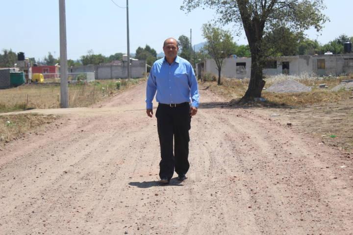 Alcalde rehabilita y amplia calle 3 de mayo del barrio del Alto