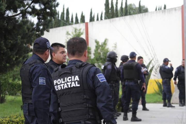 La CES toma el control temporal de la seguridad en Zacatelco