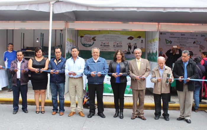 Inauguran Feria de Regreso a Clases en Huamantla