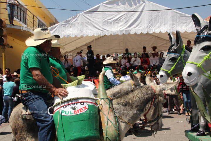 Este desfile de prefería es el preámbulo de la feria Nanacamilpa 2019: alcalde