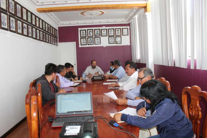 Ayuntamiento de Santa Cruz Tlaxcala informa
