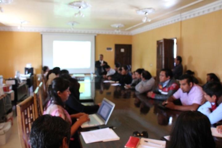Participa cuerpo edilicio de Contla en curso de capacitación en Derechos Humanos