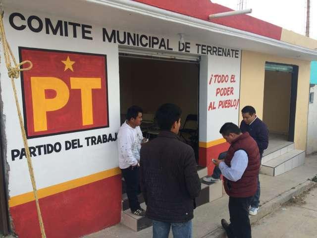 Confirma TEPJF triunfo de PT en Terrenate