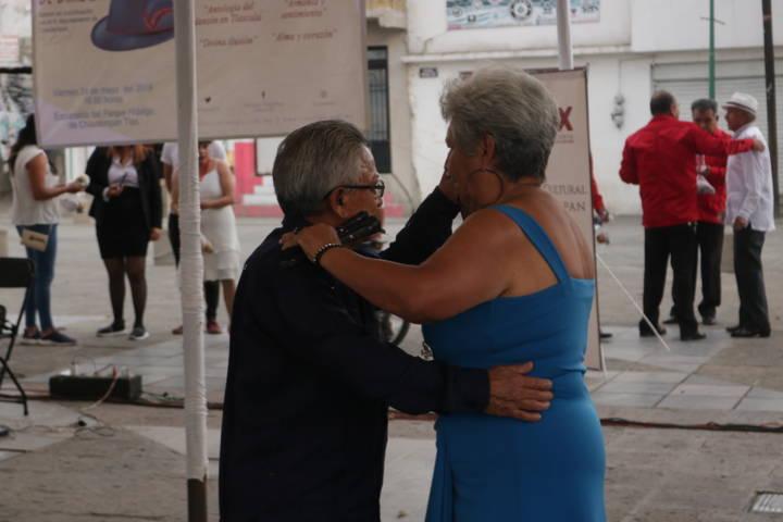 Tercer encuentro de danzón en Chiautempan