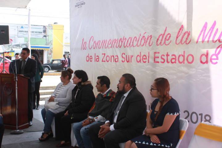 Badillo Jaramillo encabezó el Día internacional de la Mujer Rural