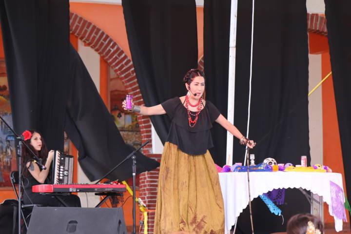Caravana Teatral 2017 presente en Texóloc