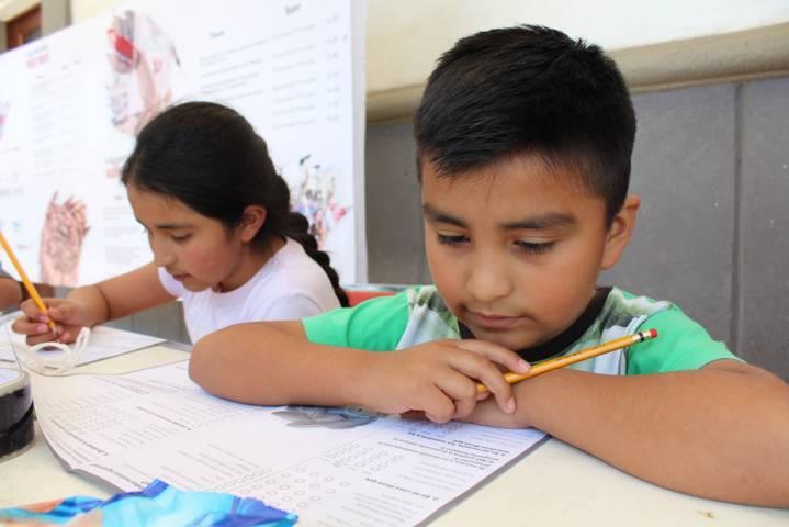 Cientos de menores tlaxcaltecas opinaron en Consulta Infantil y Juvenil 2018