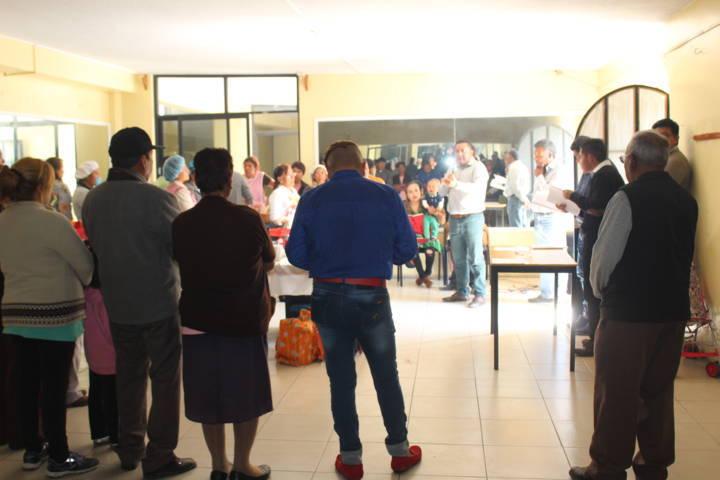 Santa Cruz Tlaxcala tendrá próximamente un Comedor Comunitario