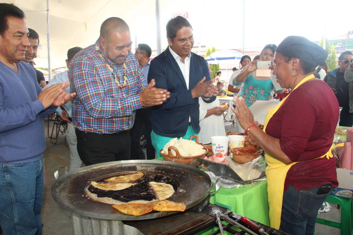 Badillo Jaramillo puso en marcha la tradicional feria del Molote 2019