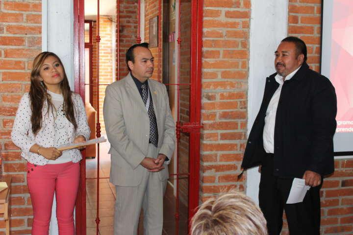 Alcalde JIBJ encabezó el 1er taller de creación de empresas básicas