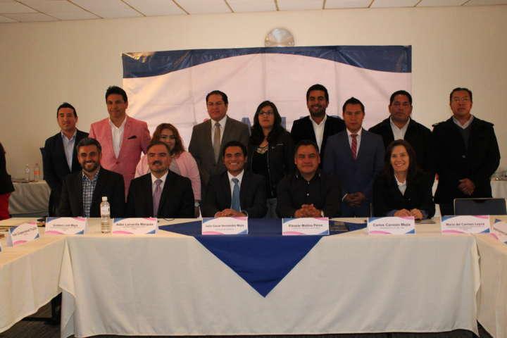 Asiste Eleazar Molina a primera sesión de Comités de Transparencia