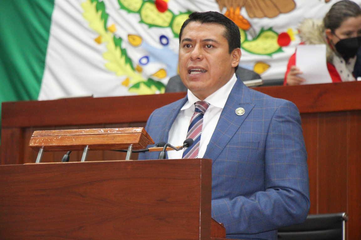 Destaca Terán madurez política de la LXIV Legislatura durante inicio de funciones