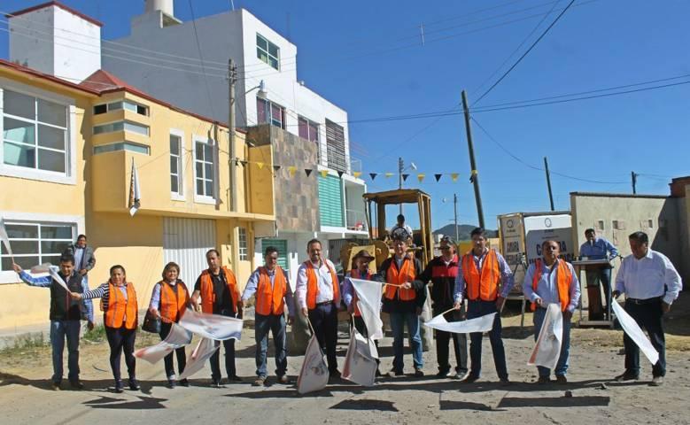 Toda obra que beneficie a la población, dejara precedente: Villarreal Chairez