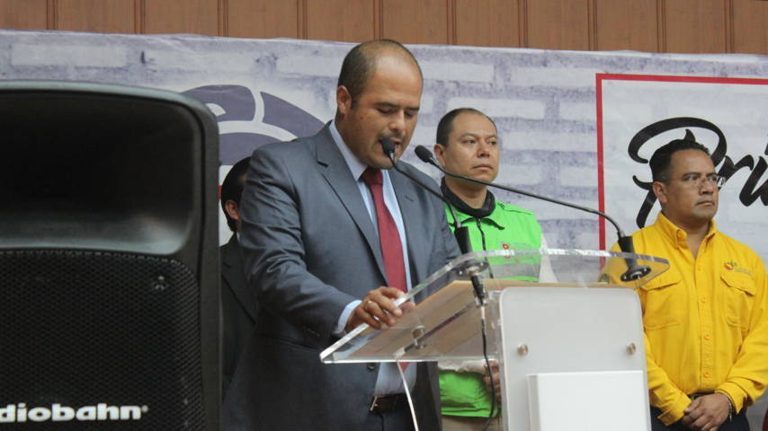 Alcalde pone en marcha 1er foro Intermunicipal de Protección Civil