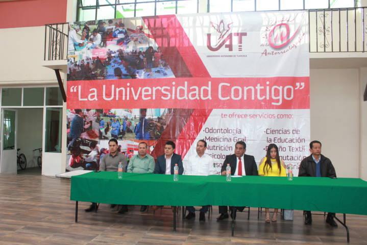 Ayuntamiento y la UAT ofrecieron múltiples servicios de calidad sin costo