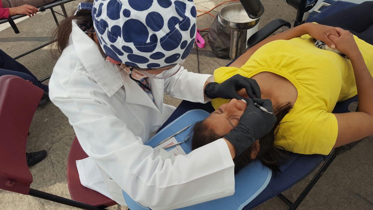 Efectúa Ayto. de Tlaxcala primera jornada médica en La Trinidad Tepehitec