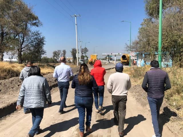 Ayuntamiento iniciara obra que conecta con la caseta Puebla-Tlaxcala por 55mdp