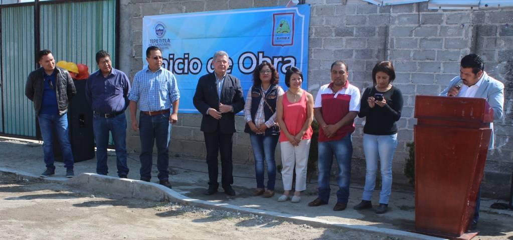 Mejorar infraestructura del municipio es una prioridad: Fernández Nieves