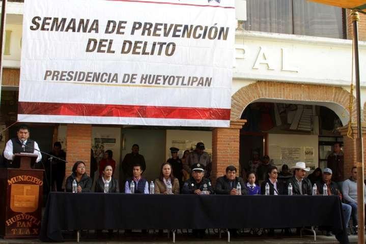 Clausura Policía Estatal 7ma Semana de Prevención del Delito