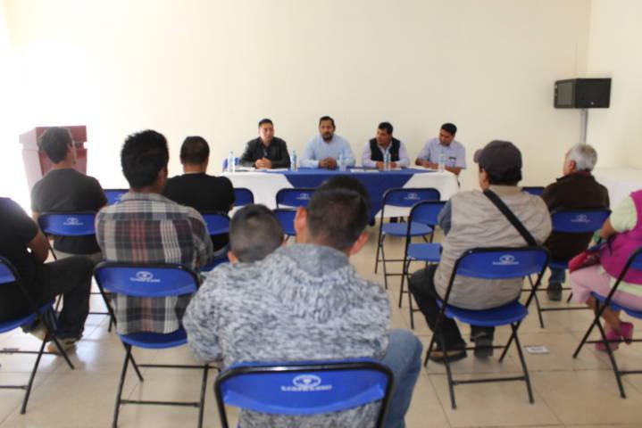 Acerca Lardizábal programas del Servicio Nacional del Empleo
