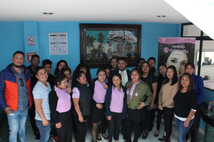 """El Instituto Municipal de la Juventud de SPM inicia curso de """"barbería"""""""