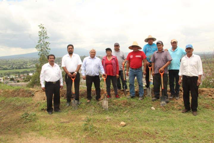 El sembrar un árbol mejora nuestra calidad de vida y cuidamos el medio ambiente: alcalde