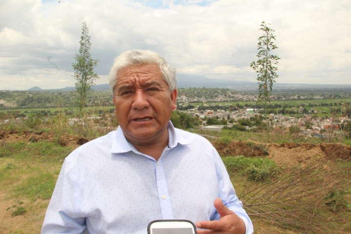 Desampedro López dio a conocer la adquisición de una nueva patrulla