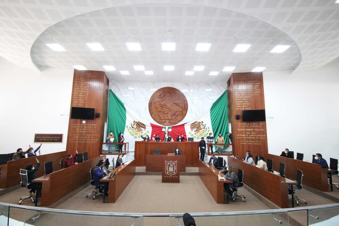 Validan Diputados Locales reformas constitucionales