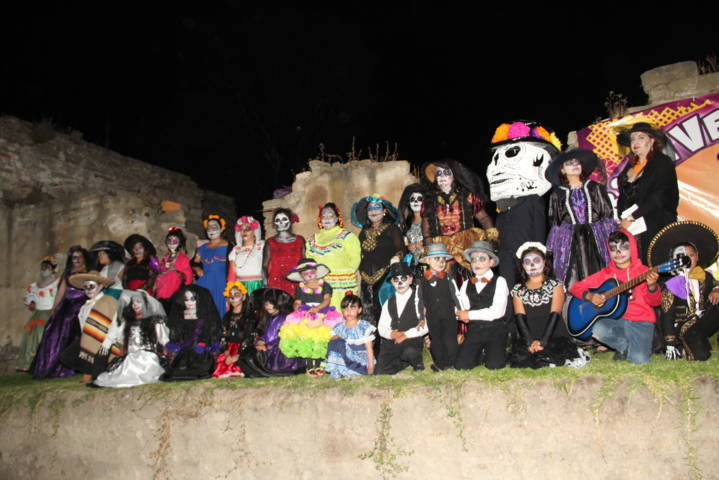 El V festival Cultural del Día de Muertos fue todo un éxito: Macías González