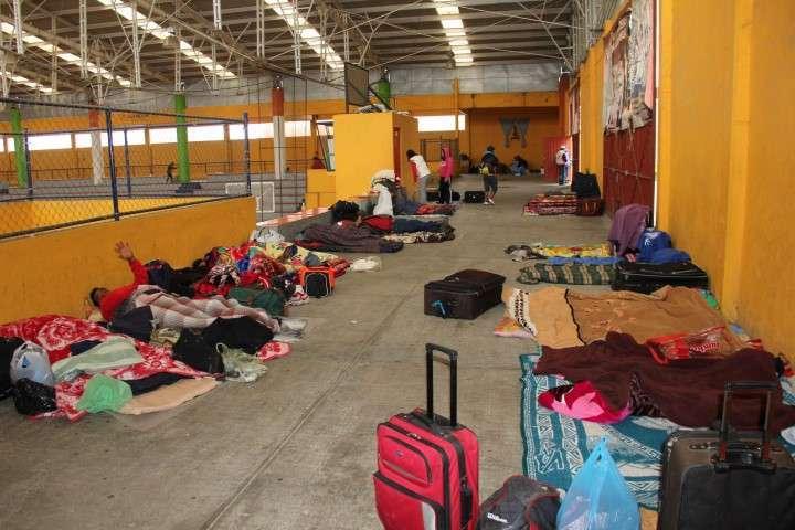 """Habilita autoridad municipal de Calpulalpan """"Casa del Peregrino"""""""