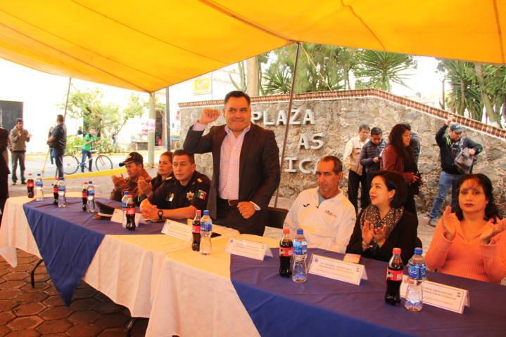 Con deporte y charlas podemos prevenir las adicciones en el municipio: alcalde