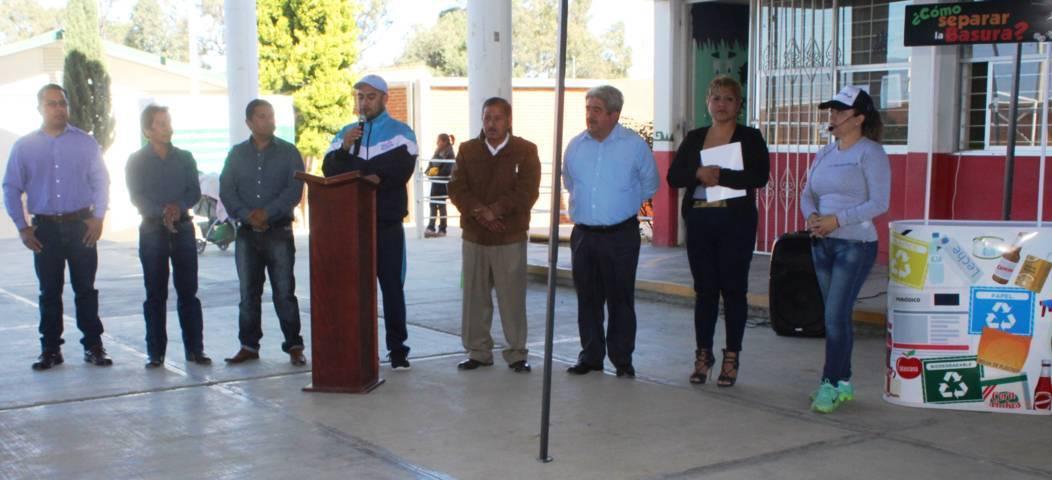 Lardizábal participa en la Caravana del Agua