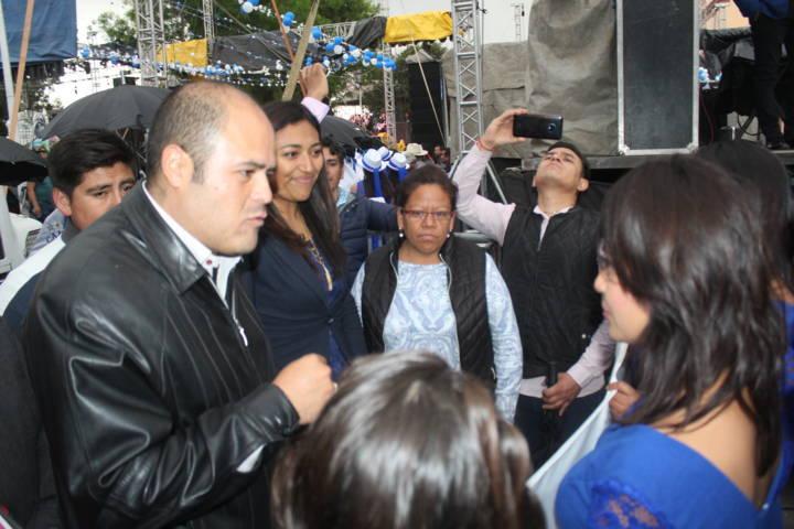 Santa Cruz Tlaxcala concluye con gran éxito su Carnaval 2019
