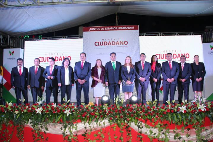 Con obras y acciones de calidad progresa el municipio: Herrera Xicohténcatl