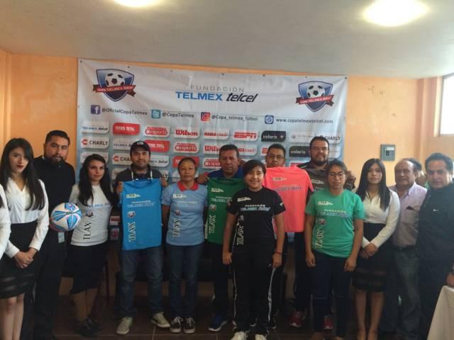 Iniciará fase estatal de Copa Telmex de futbol