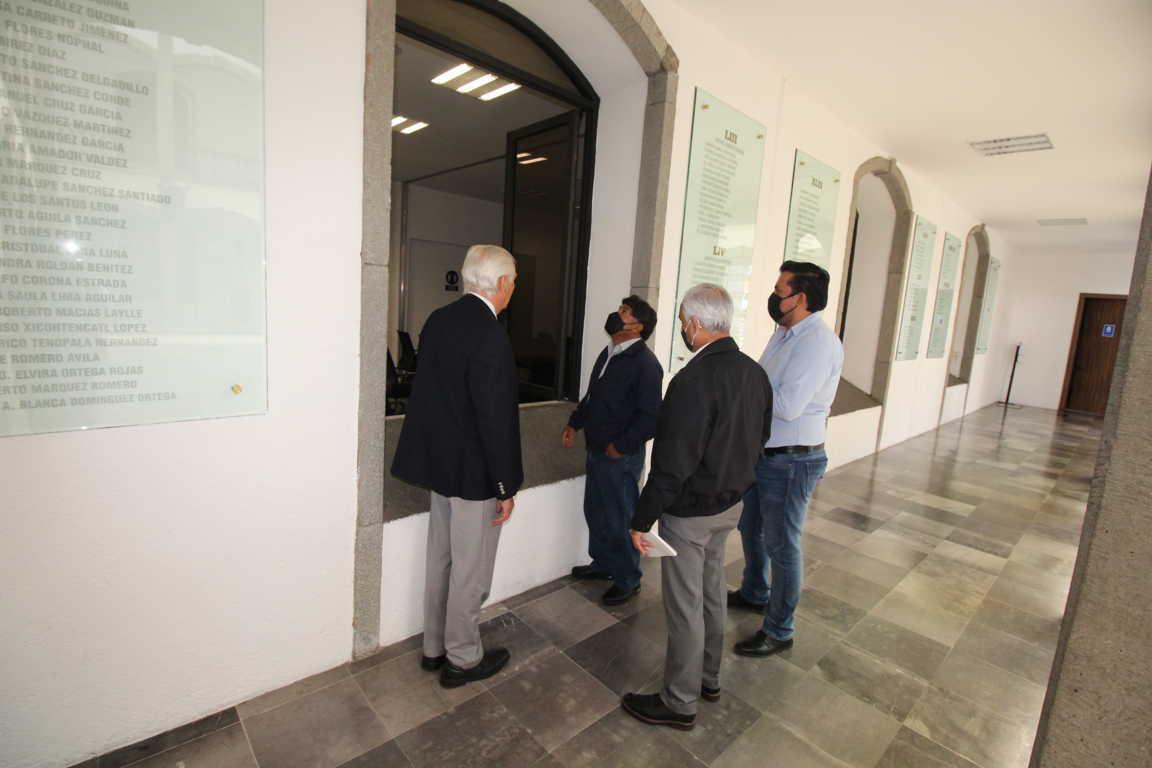 Continúan actividades en el Congreso; el palacio legislativo no sufrió daños: Vicente Morales