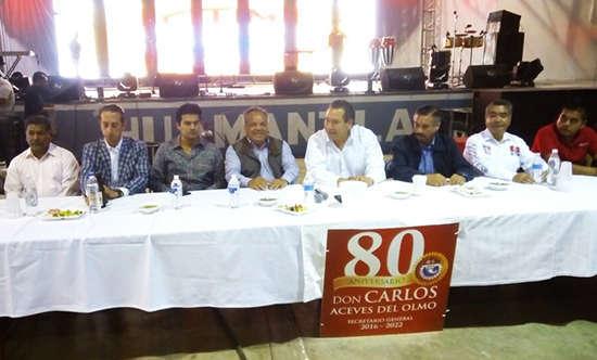 """Rinde protesta comité ejecutivo del sindicato """"La Morena planta Huamantla"""""""