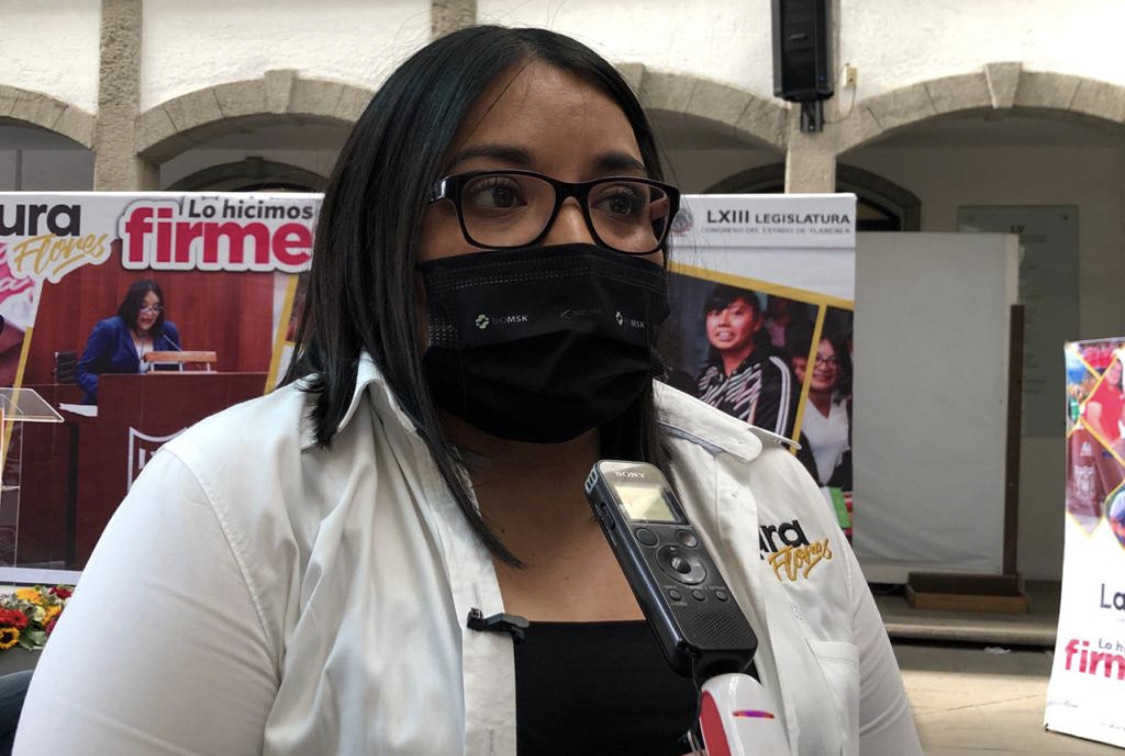Va Laura Flores por la alcaldía de Benito Juárez