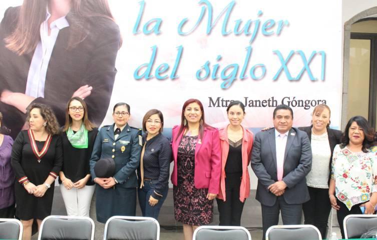 Conmemoran el Día Internacional de la Mujer en el Congreso de Tlaxcala