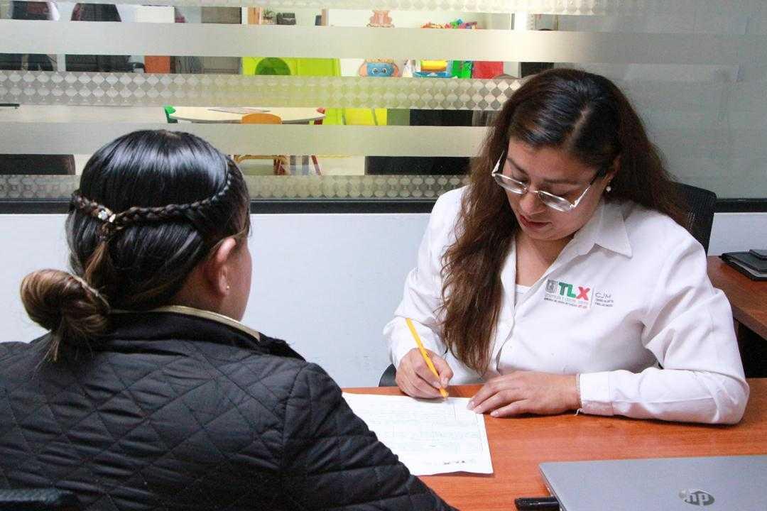 Acceso a la justicia para mujeres víctimas de violencia está garantizado en Tlaxcala: PGJE