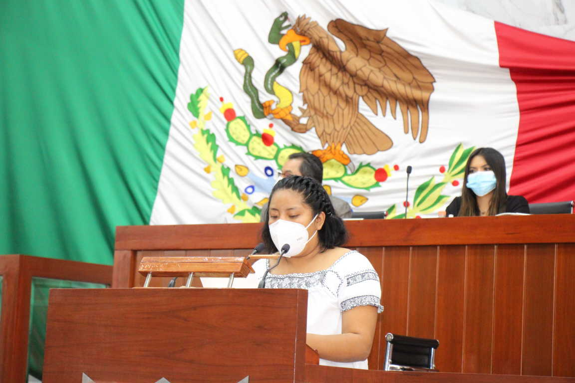 Reconoce Brenda Cecilia Villantes papel de la mujer indígena en procesos democráticos