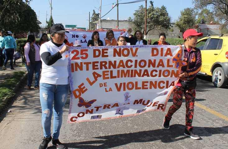 Ayuntamiento impulsa la cultura de la denuncia sobre violencia hacia la mujer