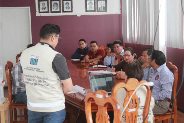 Ayuntamiento se suma al Censo Nacional de Gobiernos Municipales 2019