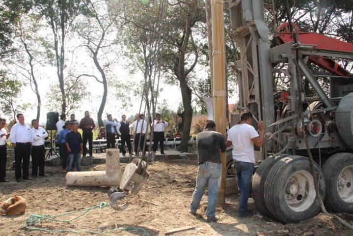 Santa Clara Atoyac contará con agua potable: Murias Juárez