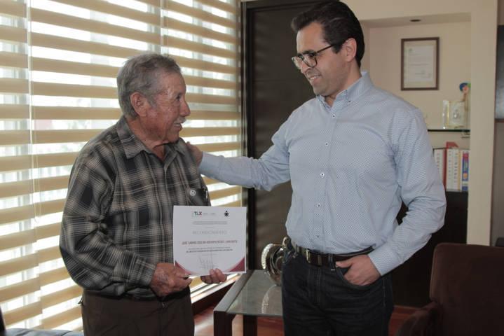 Don Odilón, una inspiración para las nuevas generaciones de estudiantes: MCH