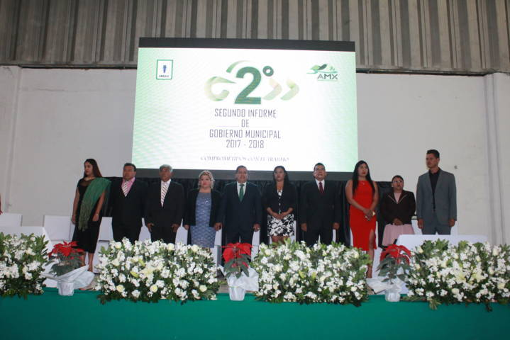 El desarrollo que tenemos está basado en obras y acciones: Carin Molina
