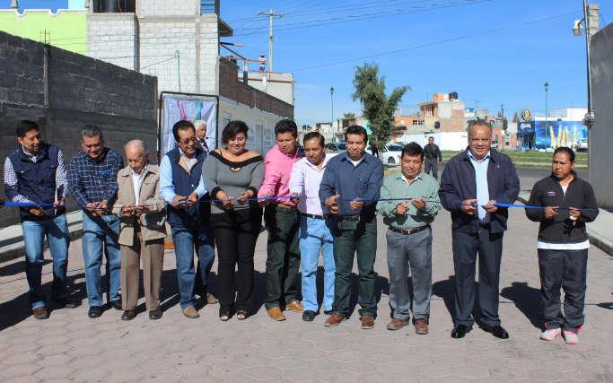 Realiza Ayuntamiento de Huamantla acciones de electrificación