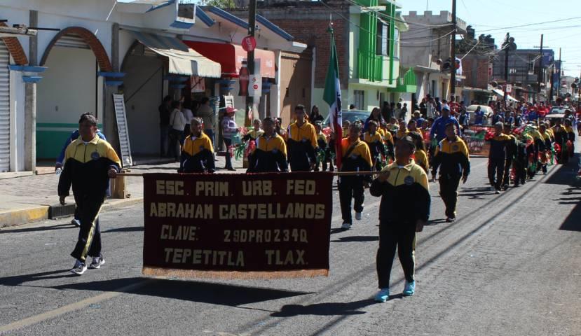 Conmemora Lardizábal CVII Aniversario del Inicio de la Revolución Mexicana